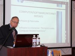 Відбулася зустріч експертів Укрпатенту з патентним повіреним США