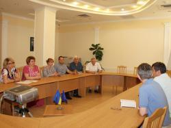 В Укрпатенті обговорили питання вдосконалення електронних систем
