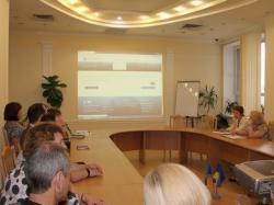 В Укрпатенті проведено презентацію Спеціальної інформаційної системи для пошуку відомостей про ОПВ