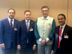 Україна та Індія – співпраця в новому ключі