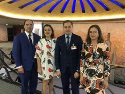 Україна продовжує продуктивне співробітництво у сфері ІВ з Іспанією