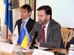 Укрпатент відвідав заступник Генерального директора ВОІВ Джон Сандаж