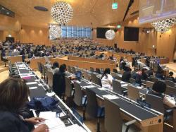 Триває робота в рамках 57-ї серії засідань Генеральної Асамблеї ВОІВ