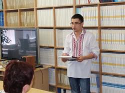 Шевченківські читання у Філії «УкрЦІПІП» ДП «УІПВ»