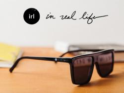 Від набридливої реклами на екранах допоможуть окуляри IRL Glasses