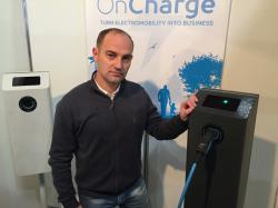 Відтепер в Україні є унікальна електромобільна зарядка з 4G