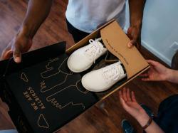Незвичайне взуття з вовни, евкаліпта й цукрової тростини