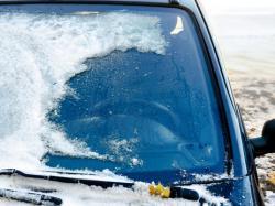 Новий засіб захисту скла літаків і автомобілів від льоду