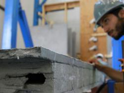 Унікальний бетон захистить старі будинки від землетрусів