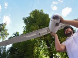 Українські дрони на сонячних батареях працюють!