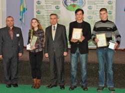 Юні українські новатори отримують перше визнання