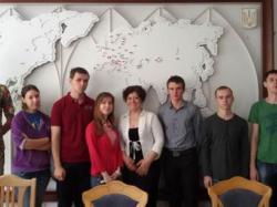 Екскурсія до Музею правової охорони інтелектуальної власності для студентів-практикантів