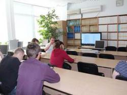 Інформаційна зустріч зі студентами Національного транспортного університету
