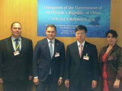 Україна та Китай – пріоритетне співробітництво