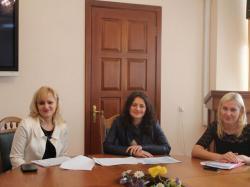 Співробітники Філії провели інформаційні зустрічі зі студентами університету ім. Тараса Шевченка
