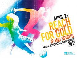 Український спорт та інтелектуальна власність. До Міжнародного дня ІВ - 2019