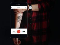 Українка створила тату-додаток, який Apple визнала одним з найкращих за 2017 рік