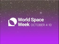 World Space Week - космічні технології на Землі