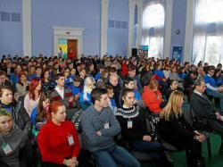 Погляд у майбутнє українських інновацій — відкриття конкурсу «Intel Eko Україна 2017»