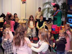 Нагородження учасників конкурсу дитячої творчості «Країна мрій»