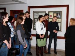До Музею правової охорони ІВ завітали майбутні фахівці правничої галузі