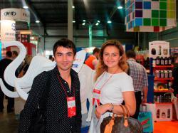 Шоста міжнародна виставка реклами, маркетингу та мас-медіа REX-2012 та шоста міжнародна виставка технологій, обладнання та виробництва реклами T-REX-2012