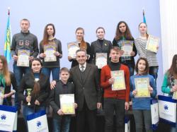Учасники конкурсу винахідницьких та раціоналізаторських проектів еколого-натуралістичного спрямування