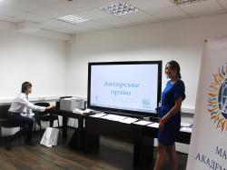 Просвітницька діяльність Центру інноватики в рамках Літніх шкіл МАН України