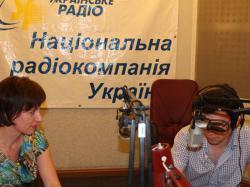 Чабанец Татьяна Николаевна участвовала в программе «Повестка дня» на Первом канале Украинского радио