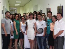 Обучающий курс для студентов Национального университета пищевых технологий